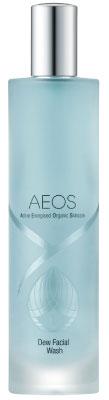 A03 デュウ フェイシャル ウォッシュ 100ml AEOSスキンケアシリーズ中、最もユニークな使い方をする洗顔料<エイオス スキンケア>