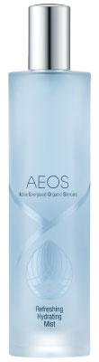 A05 リフレッシング ハイドレィティング ミスト 100ml レモンマートルの香りがさわやかなブルーのフェイシャルミスト<エイオス スキンケア>