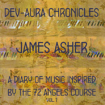 ACD22 デヴ・オーラ クロニクル Vol.1 ジェームス アッシャー James Asher <オーラソーマ・ミュージックCD>