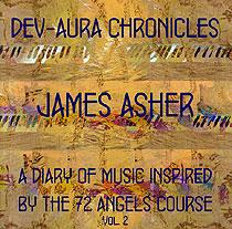 ACD23 デヴ・オーラ クロニクル Vol.2 ジェームス アッシャー James Asher <オーラソーマ・ミュージックCD>