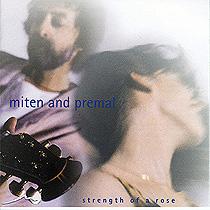 MCD26 ストレングス オブ ア ローズ ミテン&プレマール Miten and Primal<ヒーリング・ミュージックCD>