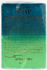 CBSEP エメラルドグリーン/ペールグリーン 150g  <オーラソーマ・デュアルカラーソープ>