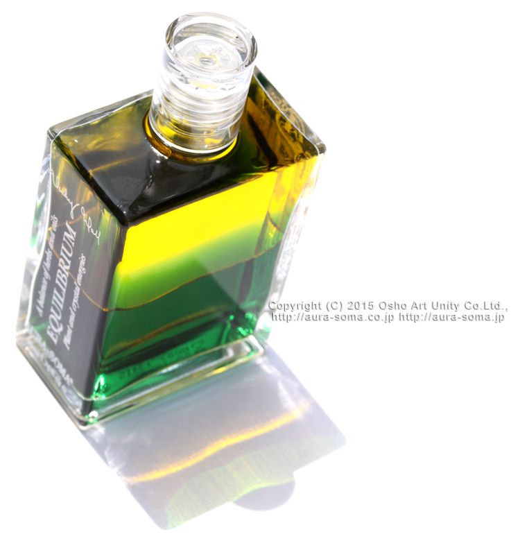 オーラソーマ イクイリブリアム ボトル B007