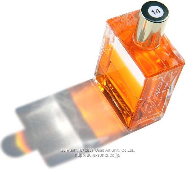オーラソーマ イクイリブリアム ボトル B014