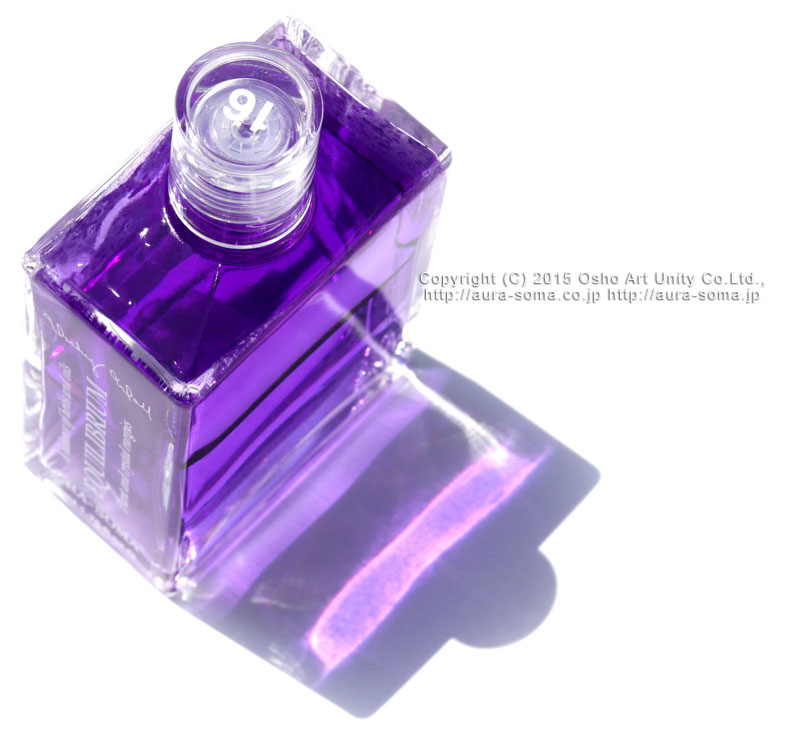 オーラソーマ イクイリブリアム ボトル B016