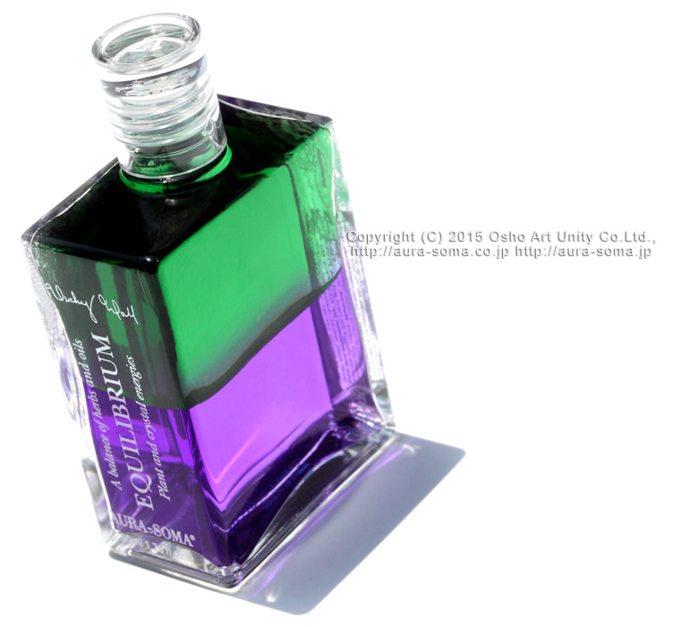 オーラソーマ イクイリブリアム ボトル B017