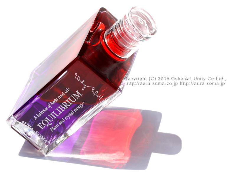 オーラソーマ イクイリブリアム ボトル B019 物質界に生きる LivingintheMeterialWorld