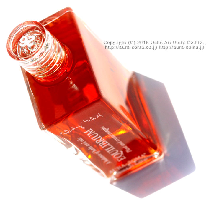 オーラソーマ イクイリブリアム ボトル B026 エーテルレスキュー / ハンプティ・ダンプティボトル EthericRescue/HumptyDumptyBottle