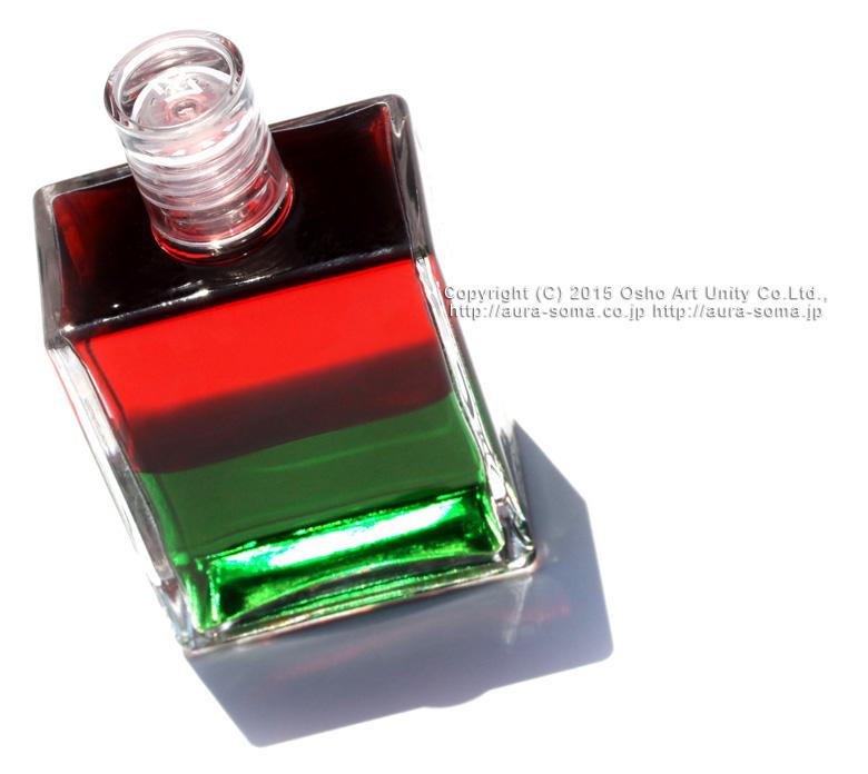 オーラソーマ イクイリブリアム ボトル B027