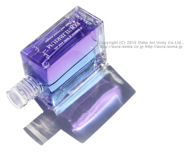 オーラソーマ イクイリブリアム ボトル B044