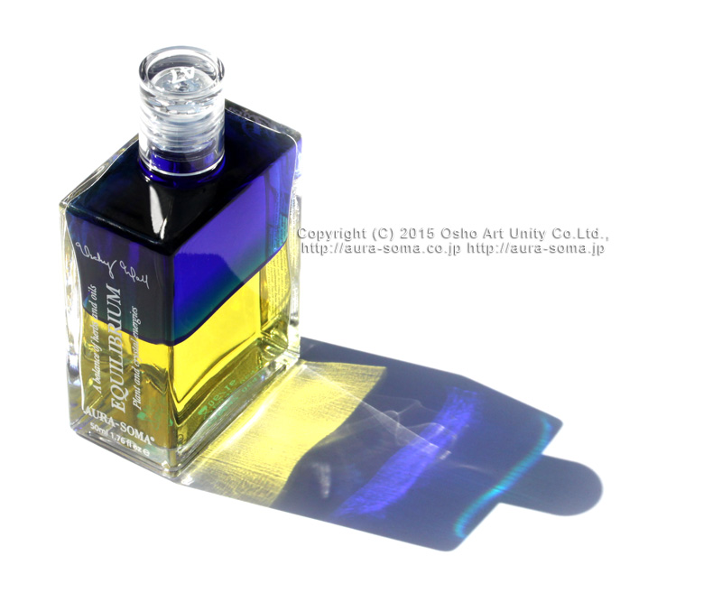 オーラソーマ イクイリブリアム ボトル B047 古い魂のボトル The Old Soul Bottle