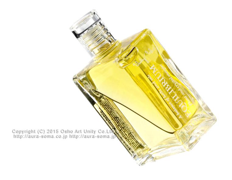 オーラソーマ イクイリブリアム ボトル B051