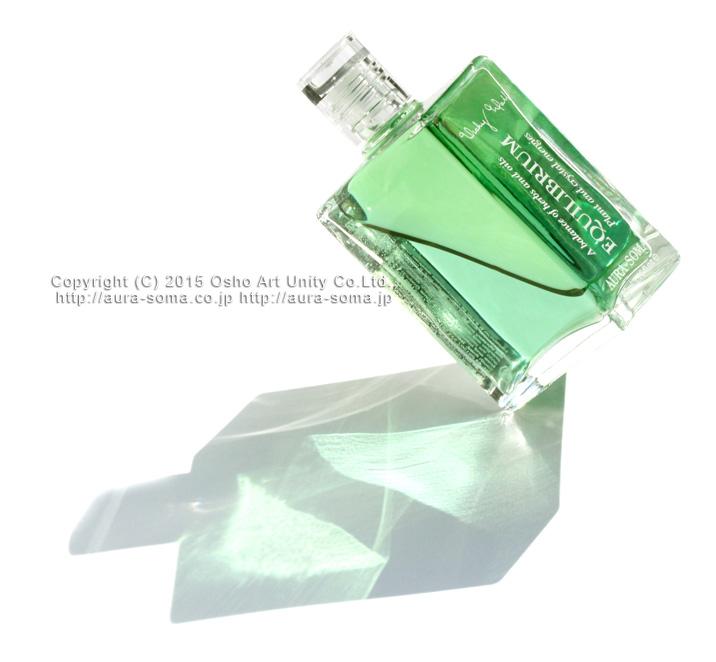 オーラソーマ イクイリブリアム ボトル B053 ヒラリオン Hilarion