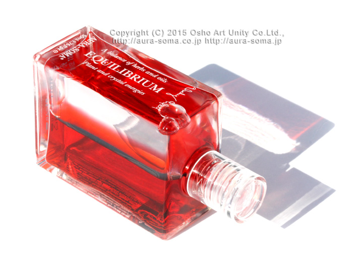 オーラソーマ イクイリブリアム ボトル B055