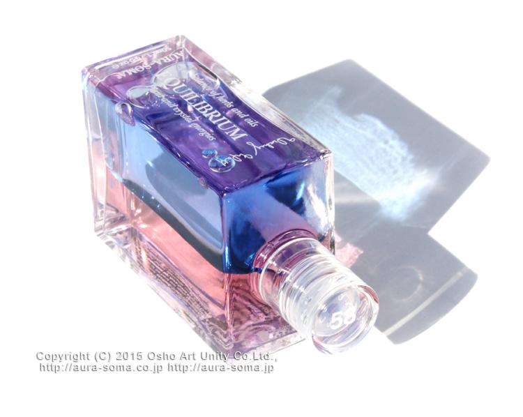 オーラソーマ イクイリブリアム ボトル B058