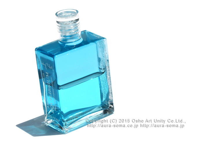 オーラソーマ イクイリブリアム ボトル B062