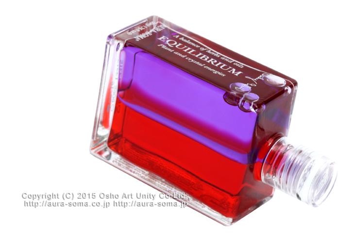 オーラソーマ イクイリブリアム ボトル B065
