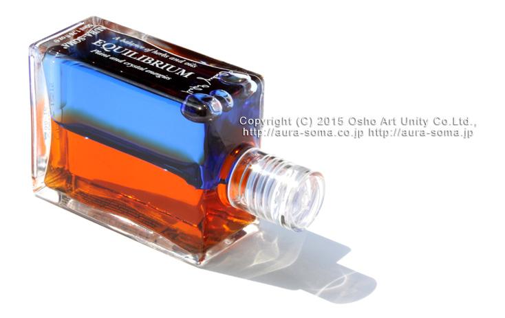 オーラソーマ イクイリブリアム ボトル B072