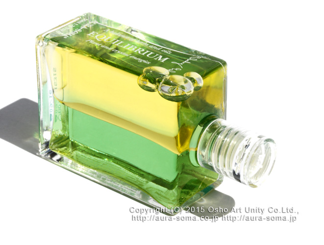 オーラソーマ イクイリブリアム ボトル B074