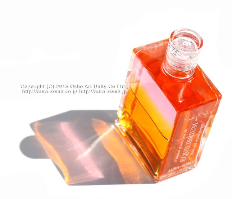 オーラソーマ イクイリブリアム ボトル B076
