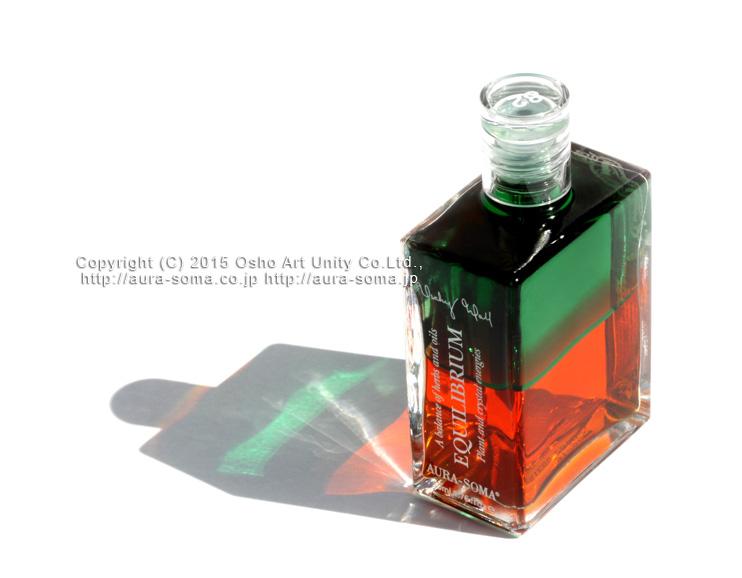 オーラソーマ イクイリブリアム ボトル B082