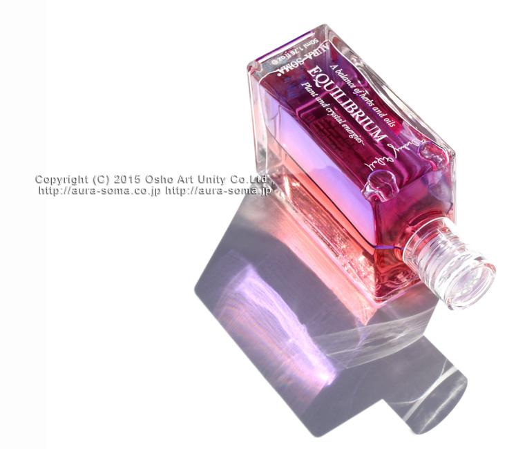 オーラソーマ イクイリブリアム ボトル B098