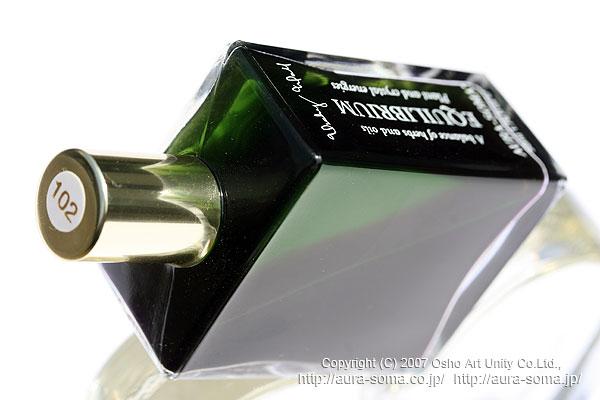 オーラソーマ イクイリブリアム ボトル B102