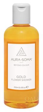 FS07 ゴールド フルーティ、タンジェリン、ピリッとした風味<オーラソーマ・フラワーシャワー・250ml>