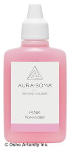 P02 ピンク 無条件の愛<オーラソーマ・ポマンダー・25ml>